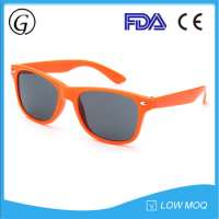plastic frame sunglasses deflecting UV rays Manufacturer
