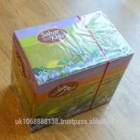 Saffron Green Tea Bag