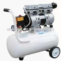 silent piston oil air compressor spares