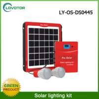 offgrid mini solar power portable equipment Manufacturer