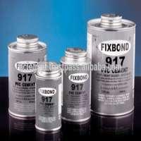 FixBond 917 UPVC PVC Glue Solvent Cement  Manufacturer