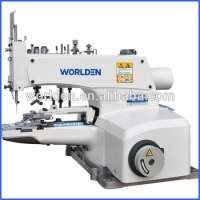 Speed Button Attaching Sewing Machine