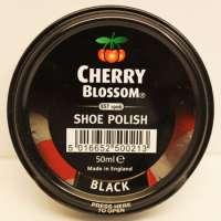 CHERRY BLOSSOM SHOE POLISH PASTE 50ML ORIGINAL BLACK Manufacturer