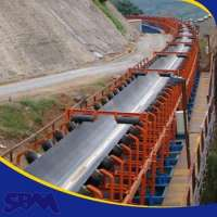 Quarry used portable belt conveyor  Manufacturer