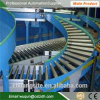portable concrete roller conveyor Manufacturer