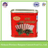canned food halal meat Manufacturer
