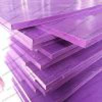 extremely tough and UHMWPE sheet purple color Manufacturer