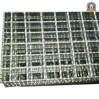 Serrated Steel Grating Manufacturer