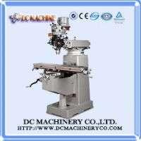 Turret milling machine dx6325b Manufacturer