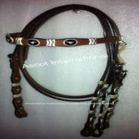 Western Concho Headstall Manufacturer