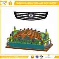 Plastic mould injection auto parts