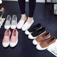 Casual ladies footwear canvas shoes Manufacturer