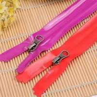 design waterproof zipper garment accessory  Manufacturer