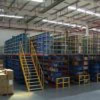 Warehouse Multitier Racking Steel Mezzanine Floor Rack Platform System Manufacturer