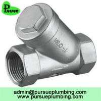 stainless steel 304 316 Y Strainer  Manufacturer