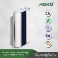 Low noise true hepa air purifiers 220V home comfort air cleaner Manufacturer