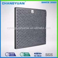 Activated Carbon Air FilterCarbon PreFilterCharcoal Carbon Filter Air Purifier Manufacturer
