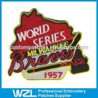 Hand Embroidery Pocket Badge Manufacturer