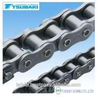 Tsubaki and portable belt conveyor roller chain  Manufacturer
