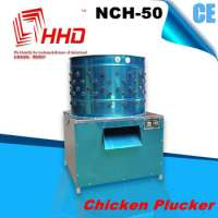 Full automatic chicken feather plucking machinehalal duck meat prices Manufacturer