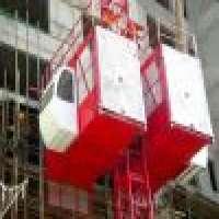 Sc series building construction hoist|construction lifter  Manufacturer