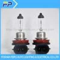 car bulb h8 halogen bulb  Manufacturer
