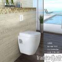 Wall hung toilet in USD36pcs Manufacturer