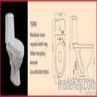 TSC2042 Two Piece Ceramic Toilet Manufacturer