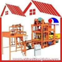 Qt425c concrete block making machine Manufacturer