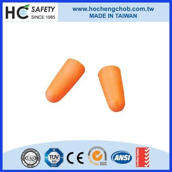 EP25B industrial safety PPE PU ear plug