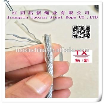 Zinc Plated Clutch Wire