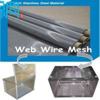 STAINLESS STEEL SHIELDING MESH FOR FARADAY CAGE FABRICATION Manufacturer