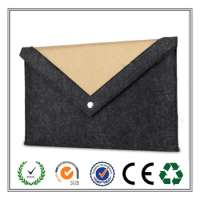 12'' 13'' 15'' Laptop Bag Accessories Woolen Felt Envelope Bag Cover Case Sleeve Manufacturer