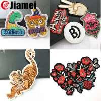 school pocket embroidery badge Manufacturer