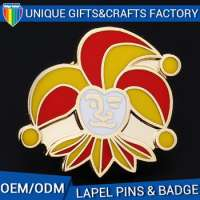 creative pocket badge Manufacturer