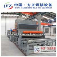 wire mesh welding equipment_electric welded wire mesh machine Manufacturer
