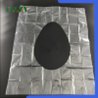 Pva water soluble film flushable halffold toilet seat cover Manufacturer