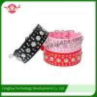 3 rows Crystal rhinestone dog collar Dring middle dogs Manufacturer