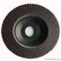 """412"""" Aluminum Oxide Flap Disc Plastic Base Manufacturer"""