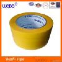 Water Tape and Yellow washi tape  Manufacturer