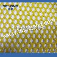 Strong and colorful square plastic mesh net Manufacturer