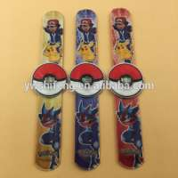 EN71 and ROHS Design Pokemon wrist kids watch Manufacturer