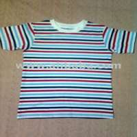 Boy's Short Sleeve Tee Shirt Manufacturer