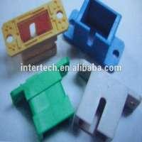 Plastic mould electronic component