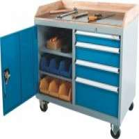Drawer tool trolley side doors Manufacturer