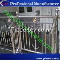 stainless steel handrail stair window or ceiling plate decoration Manufacturer