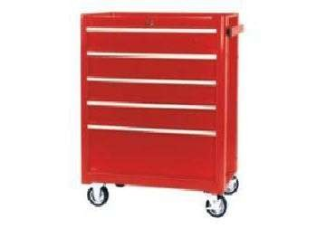 5 drawers tool cabinet