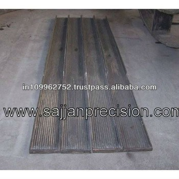 Shaker Hearth Furnace Plates