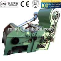 Airflow Cotton Waste Recycling Machine