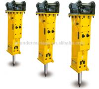Hydraulic Breaker Road Construction Equipment